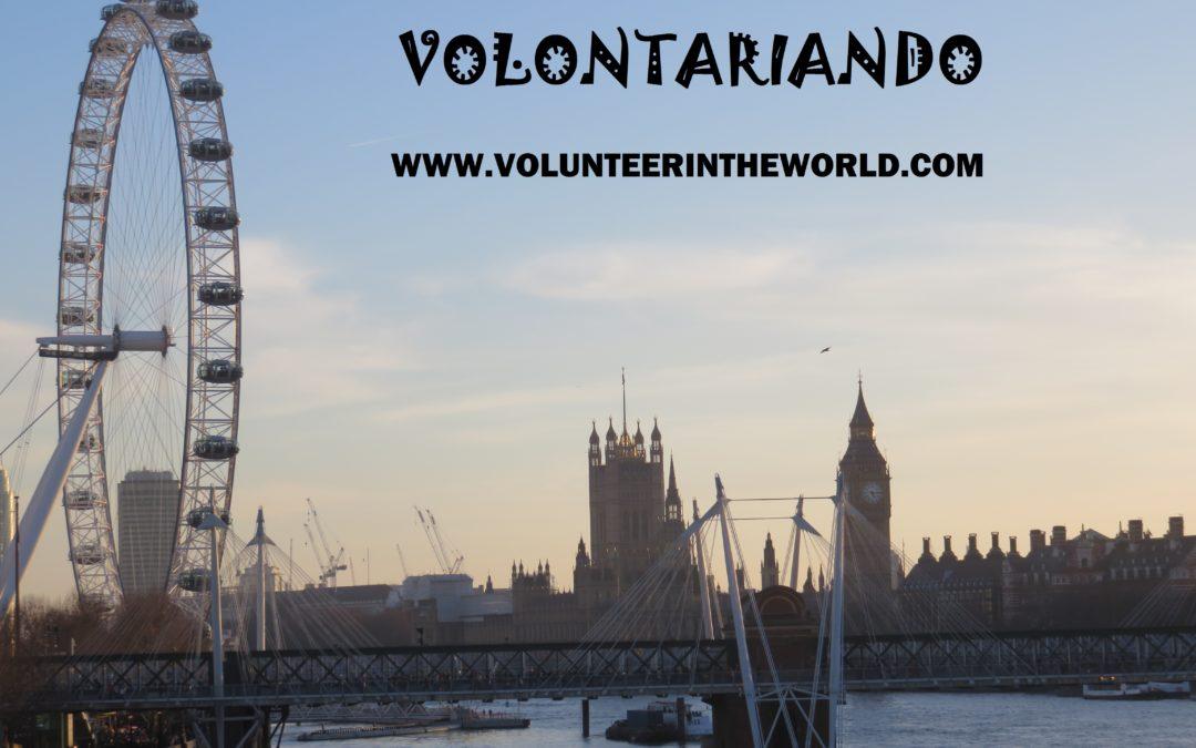 Alternanza Scuola lavoro a Londra nel settore sociale
