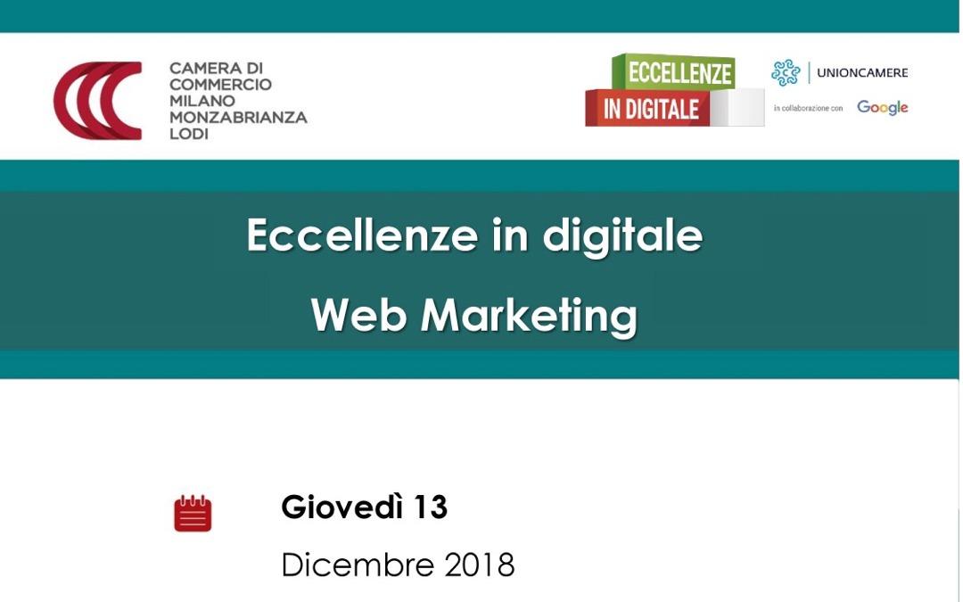 WEB MARKETING-corso gratuito