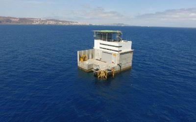 PLOCAN (Oceanic Platform of the Canary Islands)