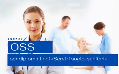 Corso OSS per diplomati Servizi Sanitari