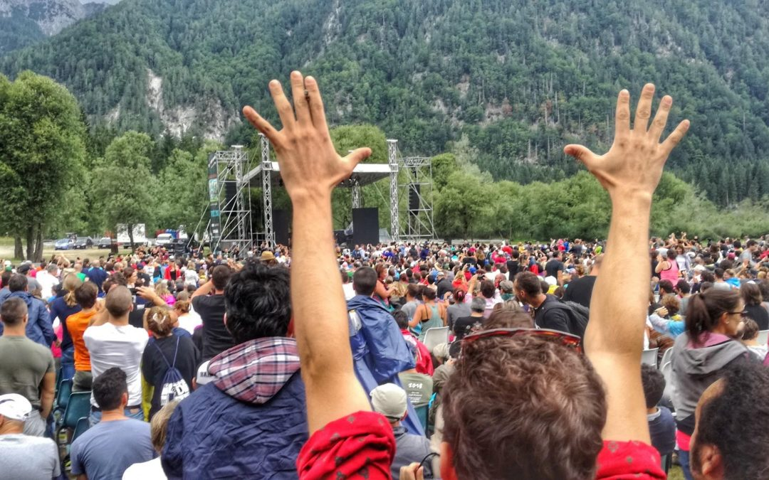 Festival musicali dell'estate 2019 in Europa