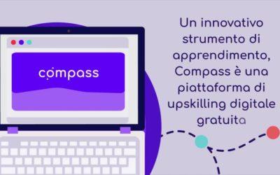 COMPASS : piattaforma di apprendimento delle competenze digitali