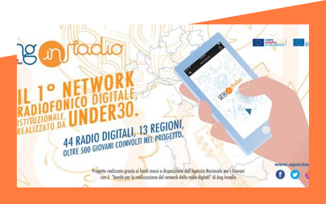 Ang inRadio – la radio digitale under 30