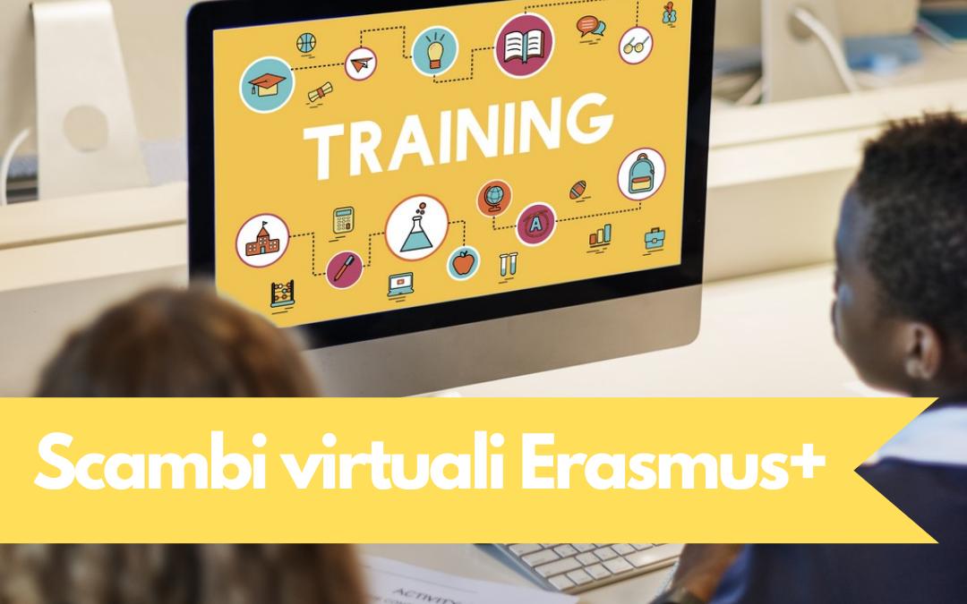 Scambi virtuali Erasmus+