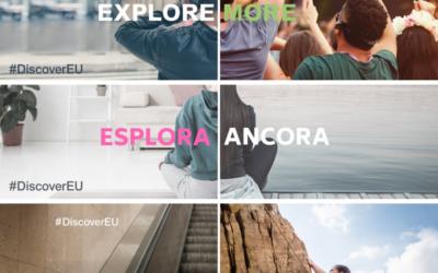 DiscoverEU: opportunità di viaggio per i giovani europei diciottenni