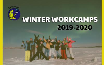 Campi di volontariato invernali: natale e capodanno all'estero!