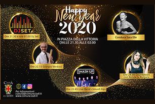 Capodanno 2020 tutti in Piazza