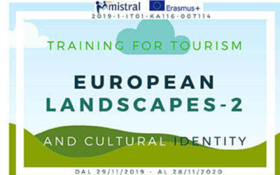 EUROPEAN LANDSCAPES – 2 -ERASMUS+