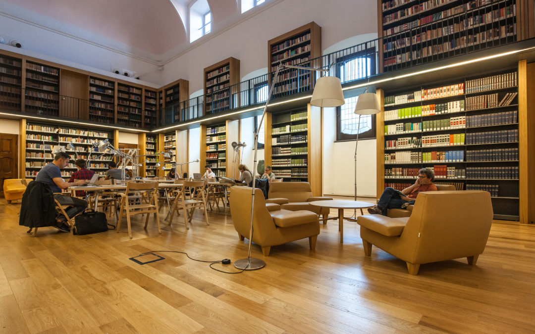 Possibili disagi alla Biblioteca Laudense