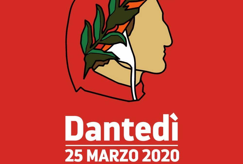 DanteDi' 25 marzo:giornata dedicata a Dante Alighieri