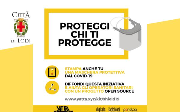 Proteggi chi ti protegge – Progetto Shield19
