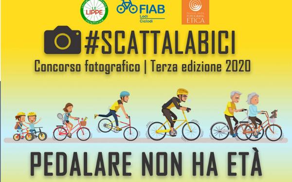 Concorso fotografico #SCATTALABICI – 3^ edizione