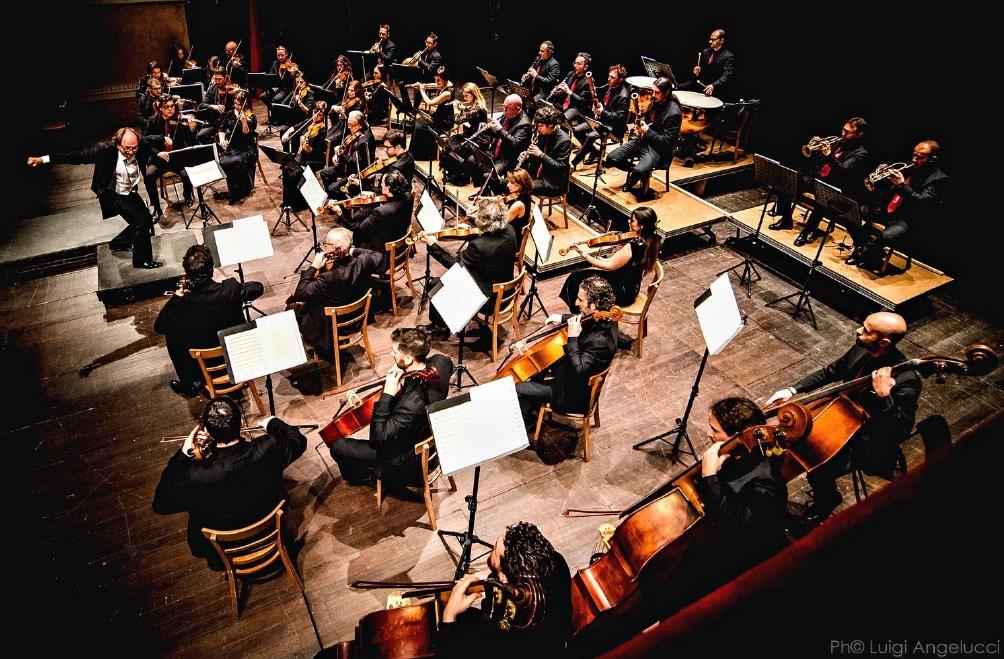 Orchestra Sinfonica G. Rossini audizioni 2020 –online