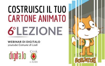 Webinar Digitalo – Crea un cartone animato.