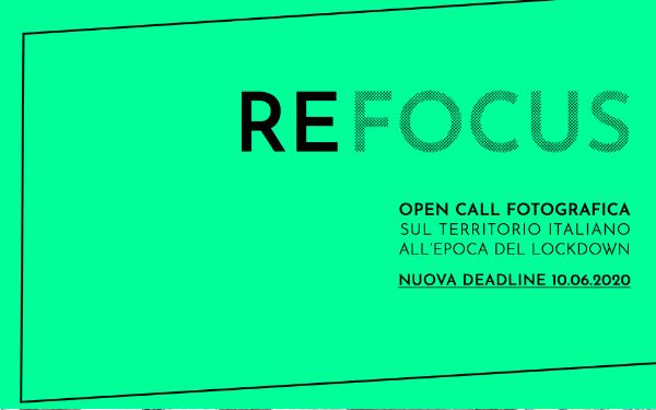 REFOCUS-Open call fotografica