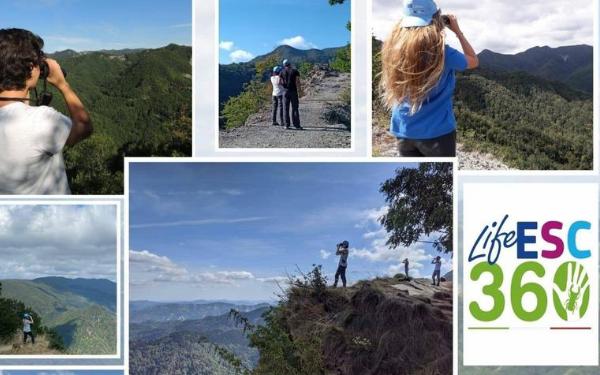 Volontari per il monitoraggio della biodiversità