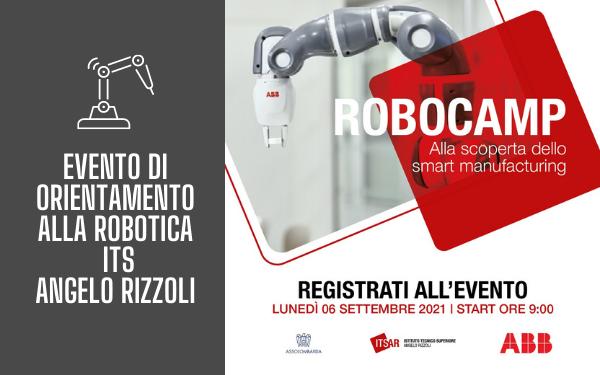 Evento di orientamento alla Robotica