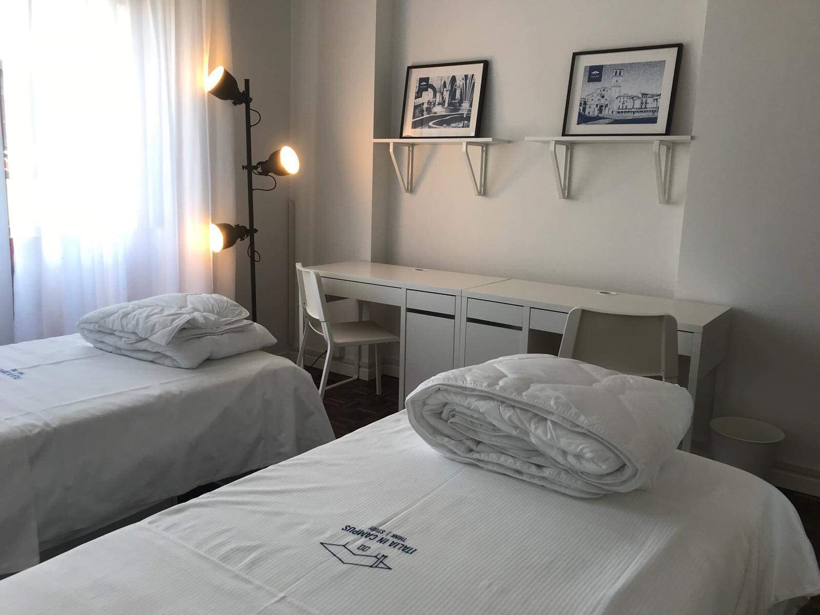 Camere Da Letto Lodi casa universitaria lodi - 10 posti via cesare battisti - rif