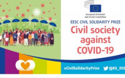 """Solidarietà Civile: """"La società civile contro la Covid-19"""""""