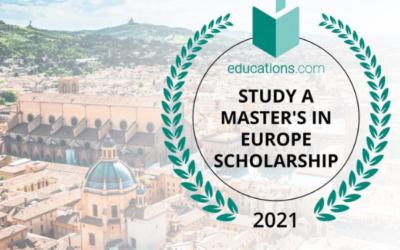 Borsa di studio per un Master all'estero!